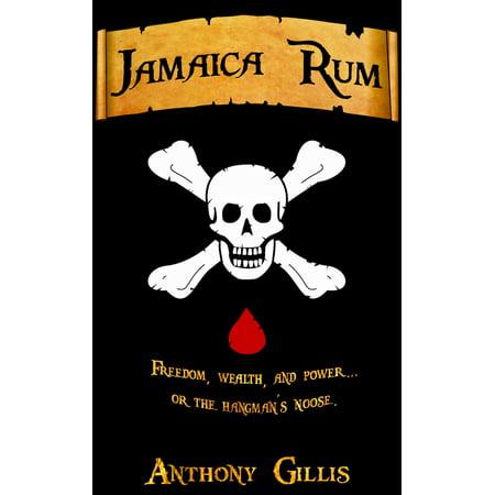 White Jamaican Rum (Jamaica Rum - eBook)