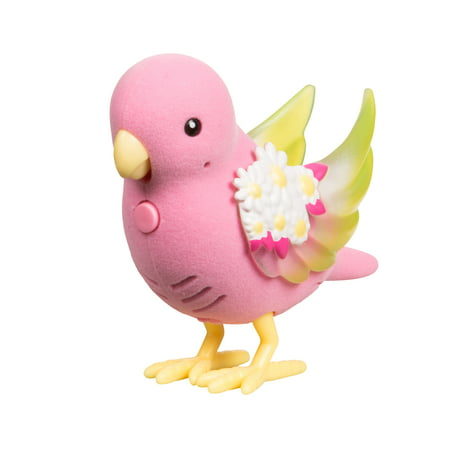 Little Live Pets Bird, Bright Blossom with Light-up