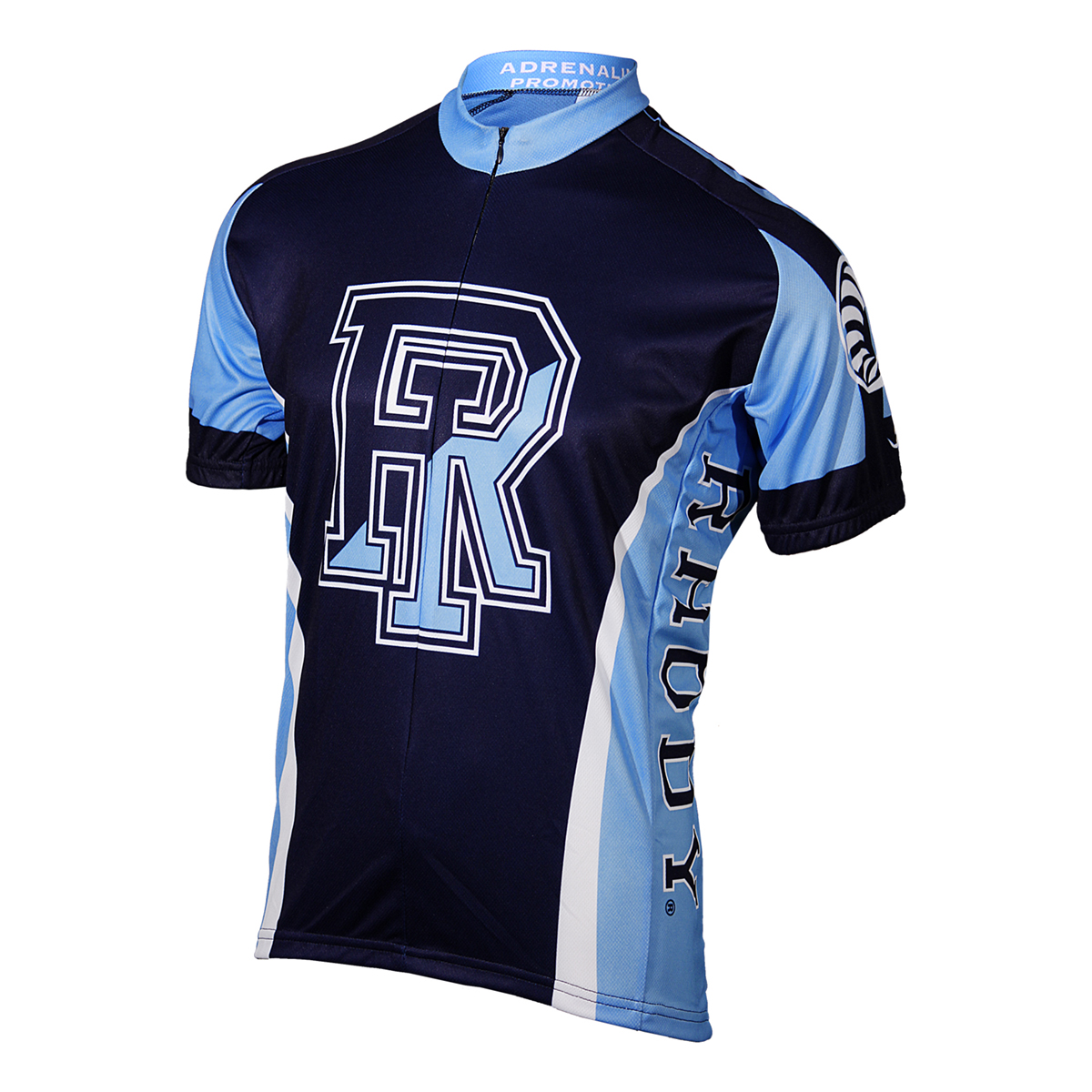Adrenaline Promotions University of Rhode Island Rams Cycling Jersey