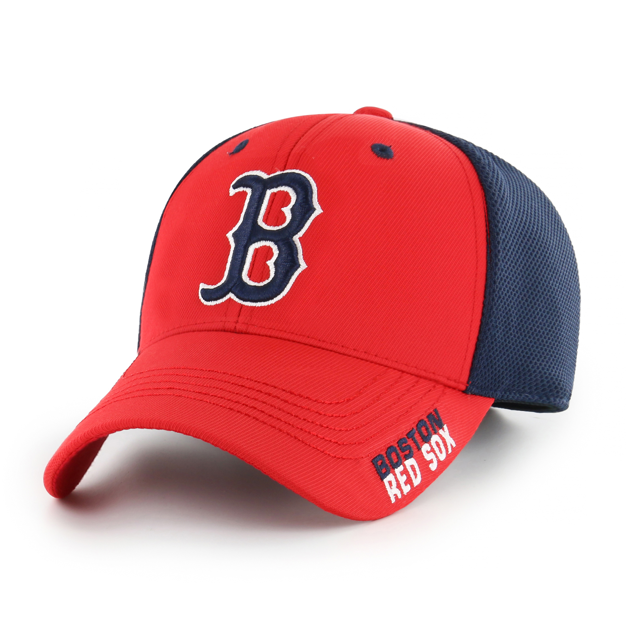 MLB Boston Red Sox Completion Adjustable Cap/Hat by Fan Favorite
