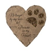 Carson Home Accents Pet Bereavement - Garden Stone