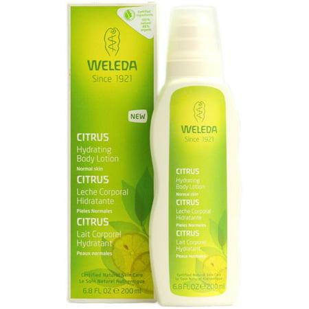 Weleda Hydrating Body Lotion, Citrus, 6.8 fl Oz