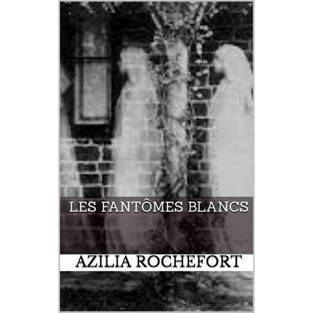 les fantomes blancs - eBook - Coloriage Halloween Fantome