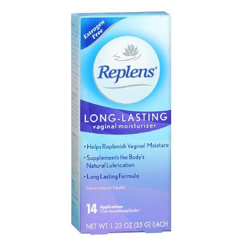 Replens Long Lasting Vaginal Moisturizer - 35 G 1.23 Oz, ...