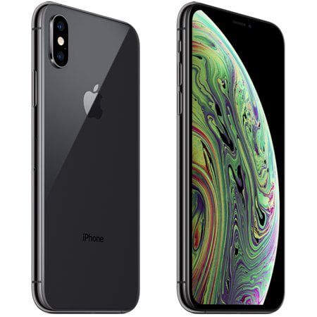 Refurbished Unlocked Apple iPhone XS Max 64GB Space Gray (Best Value Iphone Deals)
