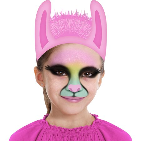 Almar Sales Company INC Llama Makeup Kit for Kids, Halloween Makeup, 9 Pieces - Halloween Sales Ads