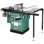 """Best Cabinet Table Saws - Grizzly Industrial G1023RLWX 10"""" 5 HP 240V Cabinet Review"""