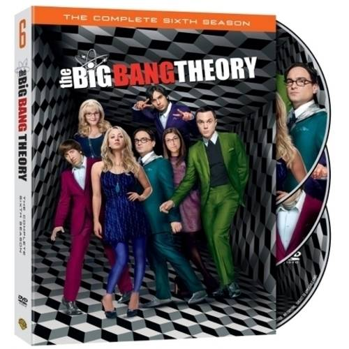 The Big Bang Theory: The Complete Sixth Season