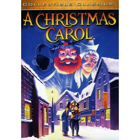 A Christmas Carol (DVD) ()