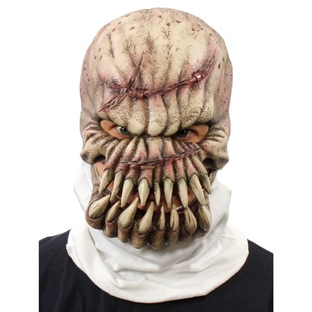 Grinder Overhead Moving Mouth Mask (Moving Mouth Halloween Mask)