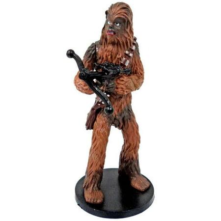 Star Wars The Force Awakens Chewbacca PVC Figure - Chewbacca Voice
