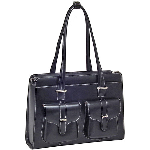 "McKlein 15.4"" Alexis Leather Women's Briefcase"