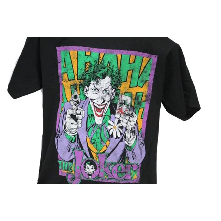 Joker Shirts (The Joker DC Comics Originals Tee Shirt Short)