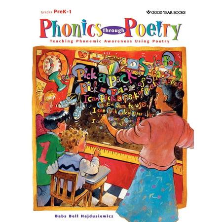 Phonics Through Poetry: Teaching Phonemic Awareness Using Poetry, Grades PreK-1 (Paperback) Phonemic Awareness Box