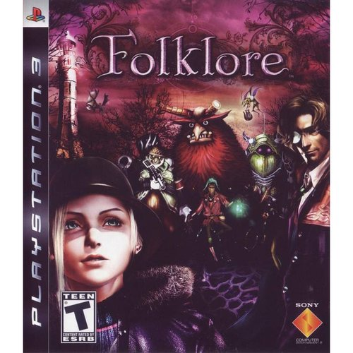 Folklore (PS3) - Pre-Owned