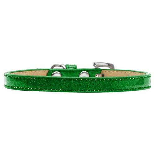 Plain Ice Cream Collars Emerald Green 10