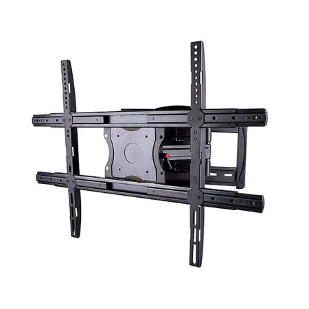 Monoprice Full-Motion Articulating TV Wall Mount Bracket - For TVs 40in to 70in, Max Weight 175 lbs, VESA 900 x 500, Works With Concrete &