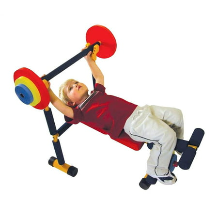 Fun And Fitness For Kids Weight Bench