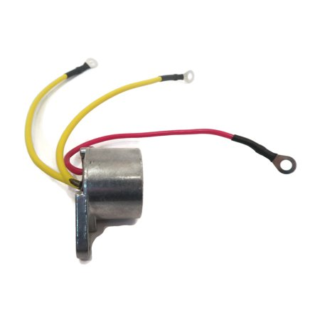 VOLTAGE REGULATOR RECTIFIER for Johnson Evinrude 580795 581603 582307 Outboards by The ROP Shop (Outboard Rectifier)