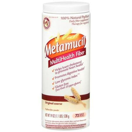 metamucil fibre how to take