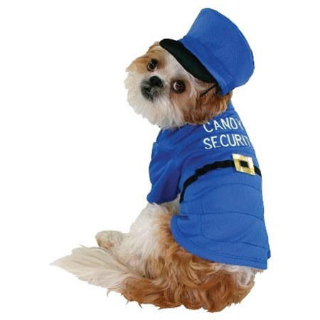 Candy Security Dog Costume Pet Tee Halloween T-Shirt X-Small, Size: X-Small By Target Ship from US](Target 2017 Halloween Clearance)