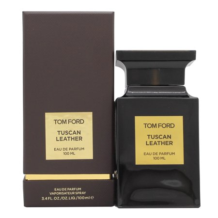 Tom Ford 18418073 Tuscan Leather By Tom Ford Eau De Parfum Spray 3.4 Oz