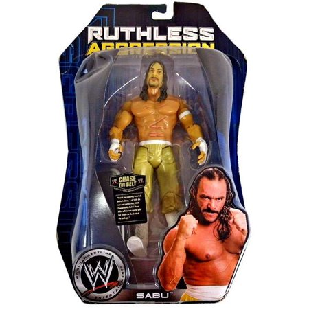 Gold Dust Wwe (WWE Wrestling Ruthless Aggression Series 24 Sabu Action Figure [Gold)