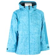 Sessions Decon Glacier Snowboard Jacket Bright Blue Glacier Mens
