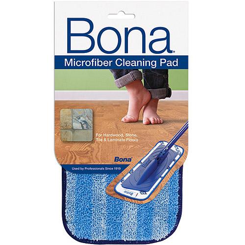 Bona Microfiber Cleaning Pad, 1ct