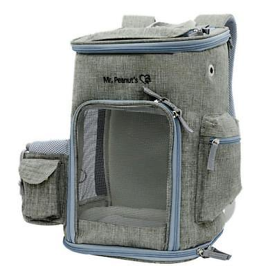 - Backpack Pet Carrier, Airline Approved Soft Sided Tote for Cats & Small Dogs