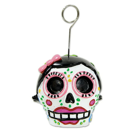 DAY OF THE DEAD FEMALE PHOTO HOLDER