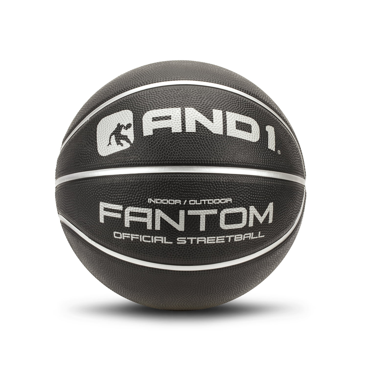 "And1 Fantom Street Basketball, Official Size 7 (29.5"") by Lifeworks Technology Group"