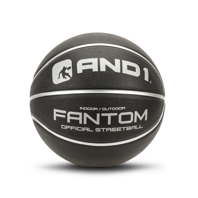 "And1 Fantom Street Basketball, Official Size 7 (29.5"") - Walmart.com"