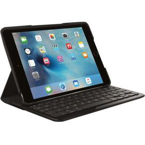 Logitech Focus Keyboard/Cover Case Folio iPad mini 4 Black