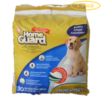 DogIt Home Guard Puppy Training Pads Small - 30 Pack - (18 x 12) - Pack of 4