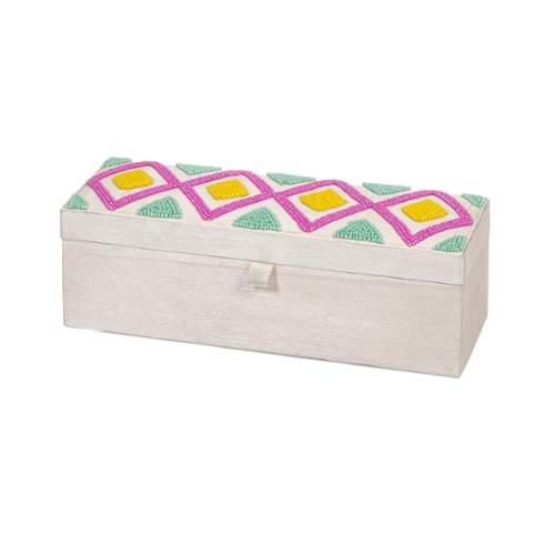 Wildon Home   Townsend Beaded Box