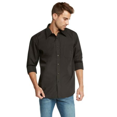 - Essentials Men's Desire Classic Fit Button Down Shirt
