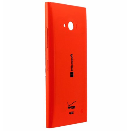 finest selection 352b7 39467 Microsoft Wireless Charging Shell Protective Case Cover for Lumia 735 -  Orange