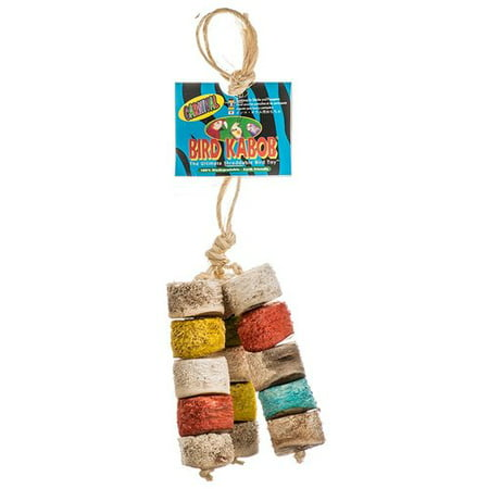 Wesco Bird Kabob Shreddable Bird Toy - Chiquito 11\