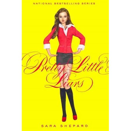 Halloween Episode Pretty Little Liars (Pretty Little Liars 4-book)