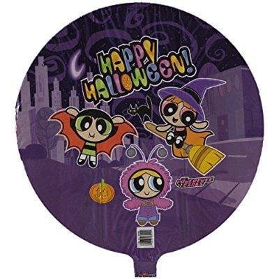 Powerpuff Girls Halloween (Powerpuff Girls Happy Halloween 18 Mylar)