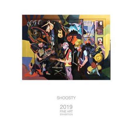 Shoosty(tm): 2019 Fine Art Exhibition Paperback (Best Art Exhibitions 2019)