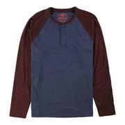 American Rag Mens Henley Basic T-Shirt