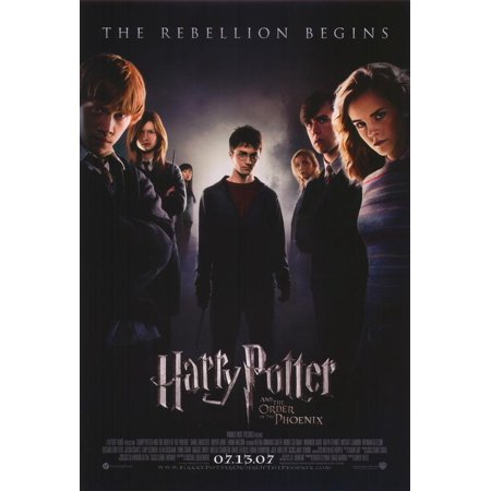 Harry Potter and the Order of the Phoenix POSTER (27x40) (2007) (B)](Costume Phoenix)