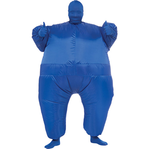 Inflatable Bodysuit Adult Halloween Costume