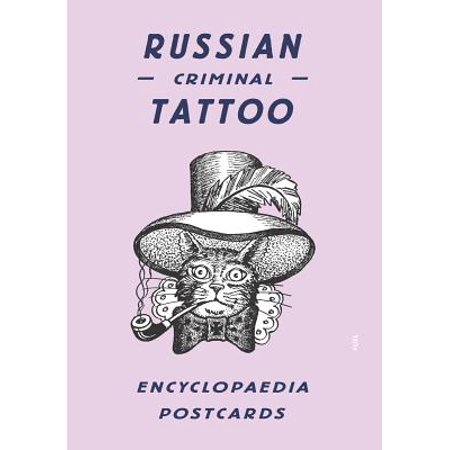 Russian Criminal Tattoo Encyclopaedia - Cards Tattoo