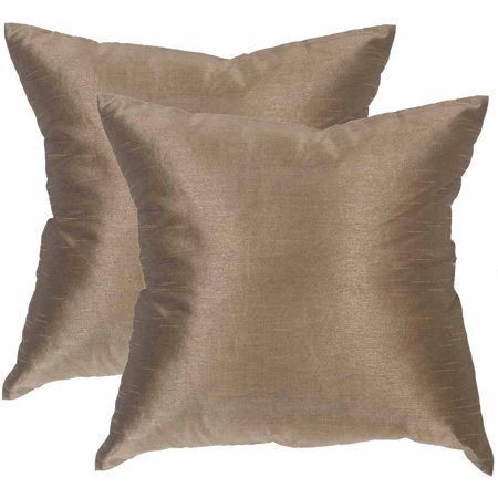 Safavieh Luster Pillow, Multiple Colors, Set of 2
