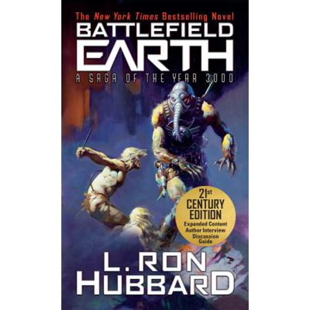 Battlefield Earth : Science Fiction New York Times Best
