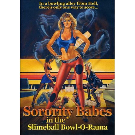 Sorority Babes In The Slimeball Bowl-O-Rama (DVD) - Sxy Babes