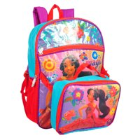 Disney Elena of Avalor Backpack with Lunchbox